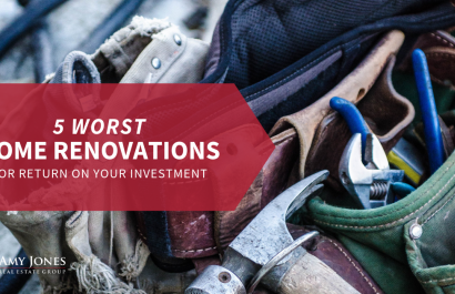 5 Worst Returns on Your Home Improvement Dollars