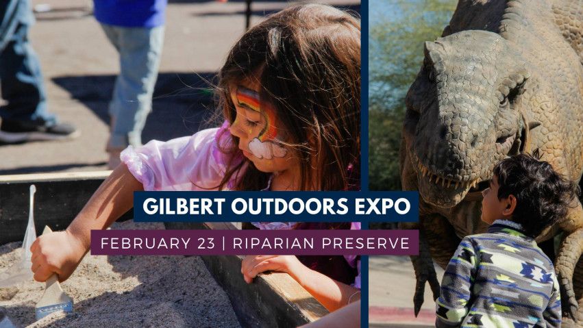 Gilbert Outdoors Expo