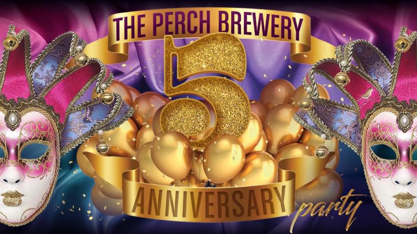 Mardi Gras at The Perch!