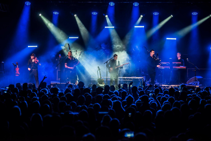 Free St. Patrick's Day Show - Skerryvore
