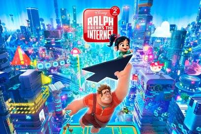 Free Movie In The Park - Ralph Breaks The Internet