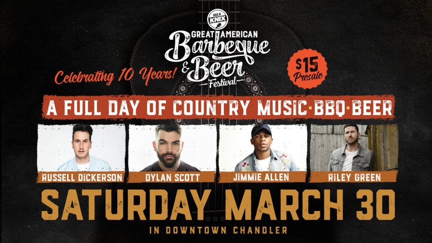 Great American BBQ & Beer Festival
