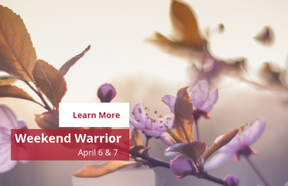 Weekend Warriors - April 6 & 7 | Amy Jones Group