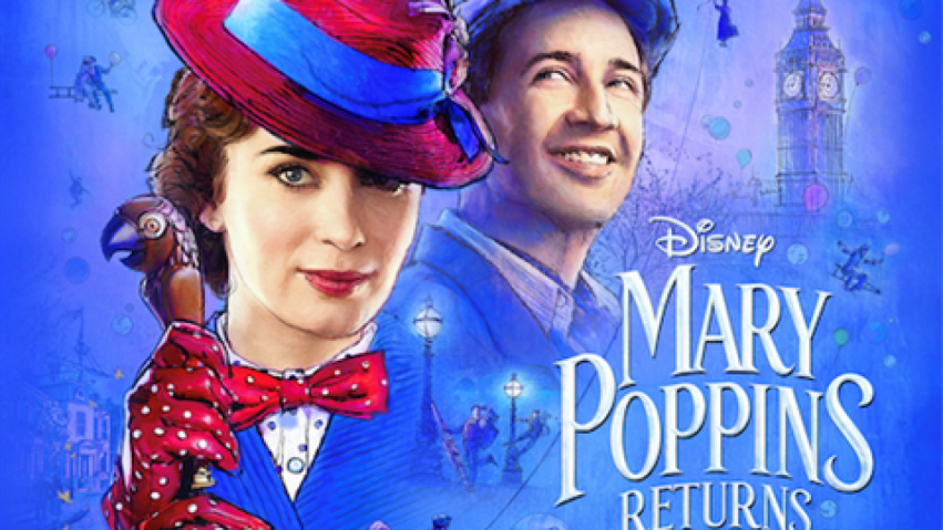 FREE Movie in The Park - Mary Poppins Returns