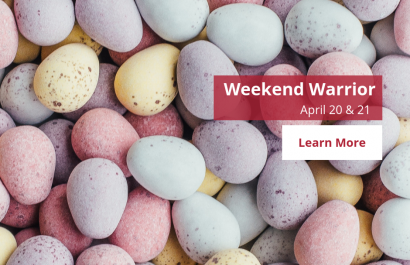 Weekend Warriors - April 20 & 21 | Amy Jones Group