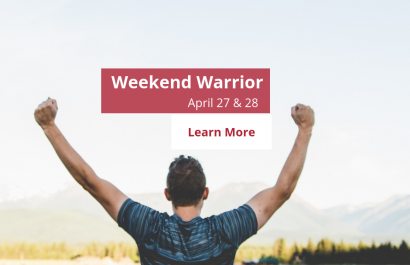 Weekend Warriors - April 27 & 28 | Amy Jones Group