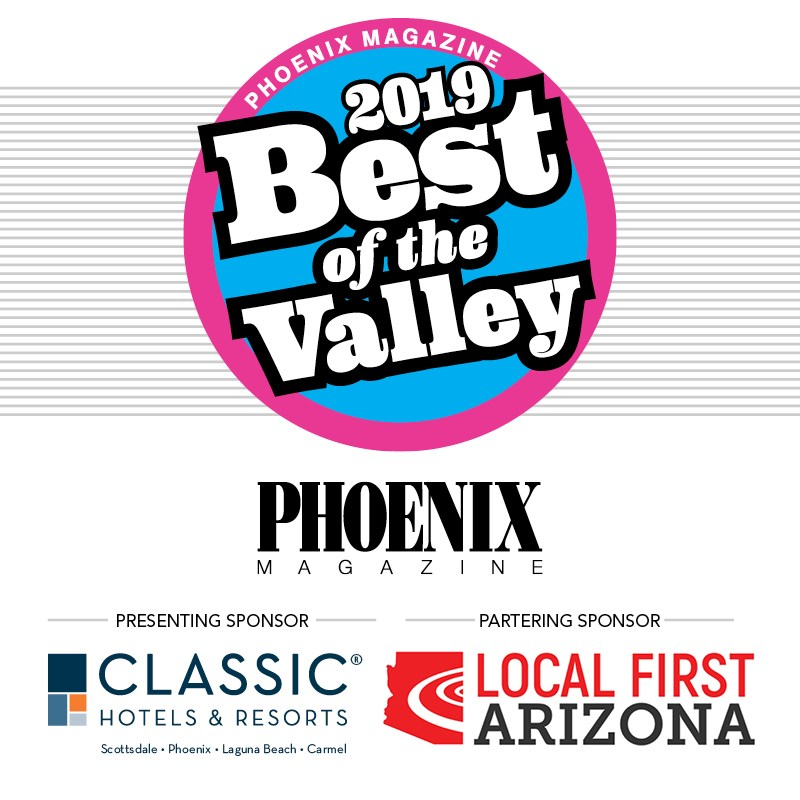 Best Of The Valley 2019 | Vote For Us!