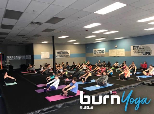 Burn Yoga