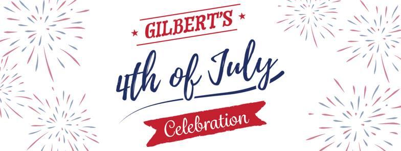 4th of July - Gilbert
