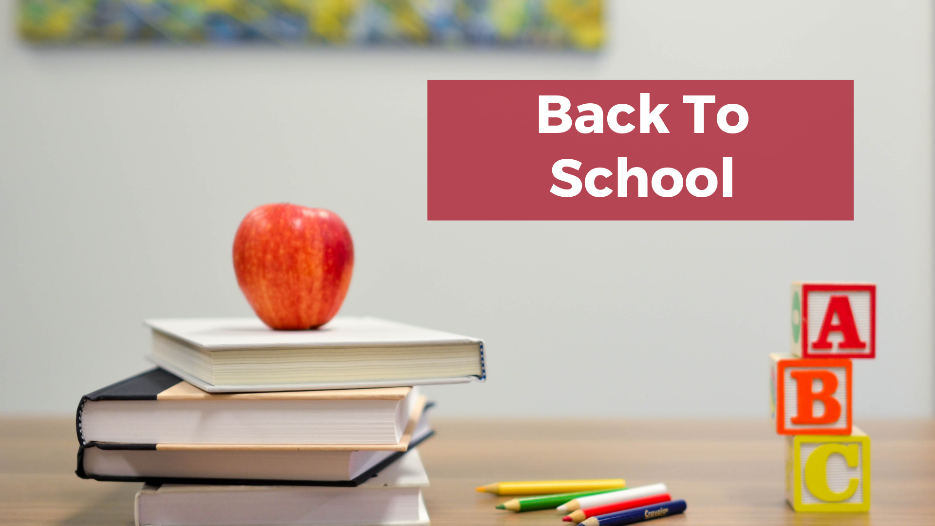 Back to School - First Day Tips