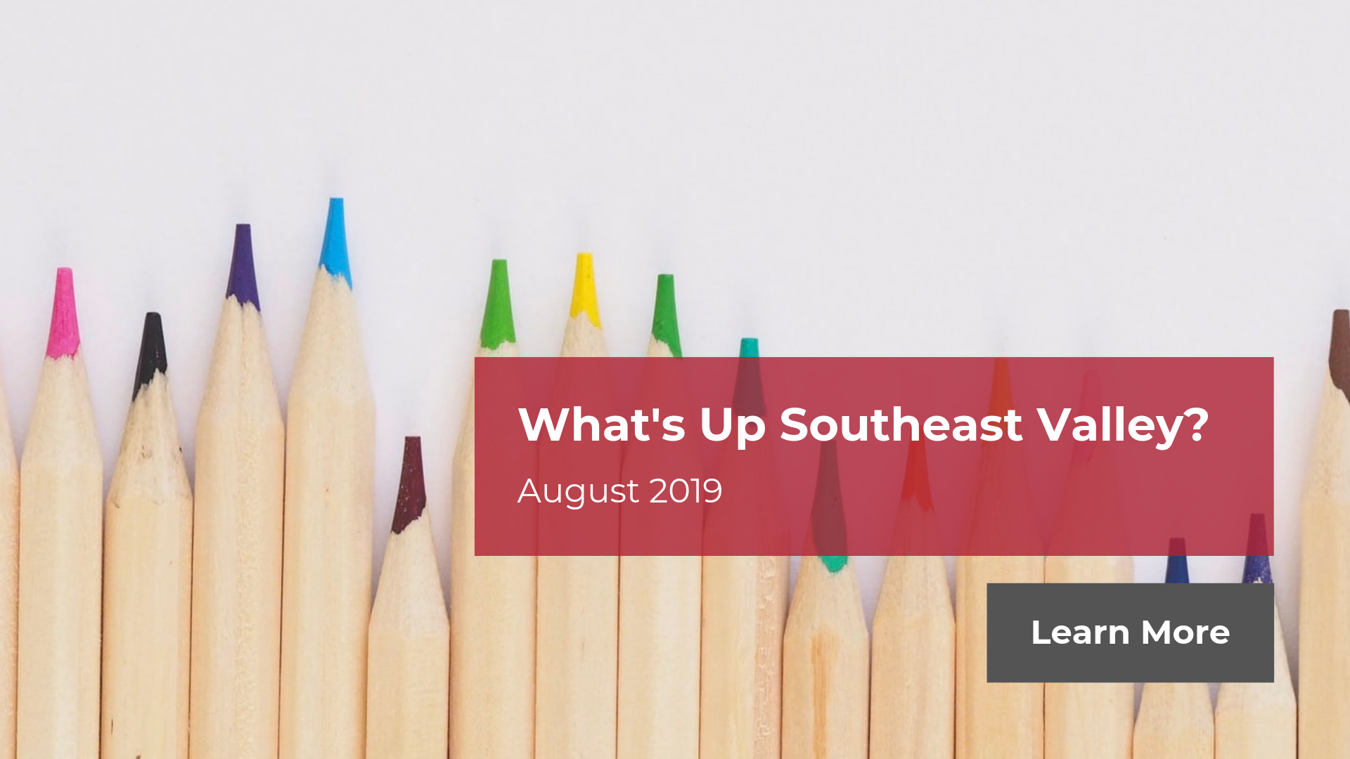 What's Up Southeast Valley? - August 2019 | Amy Jones Group
