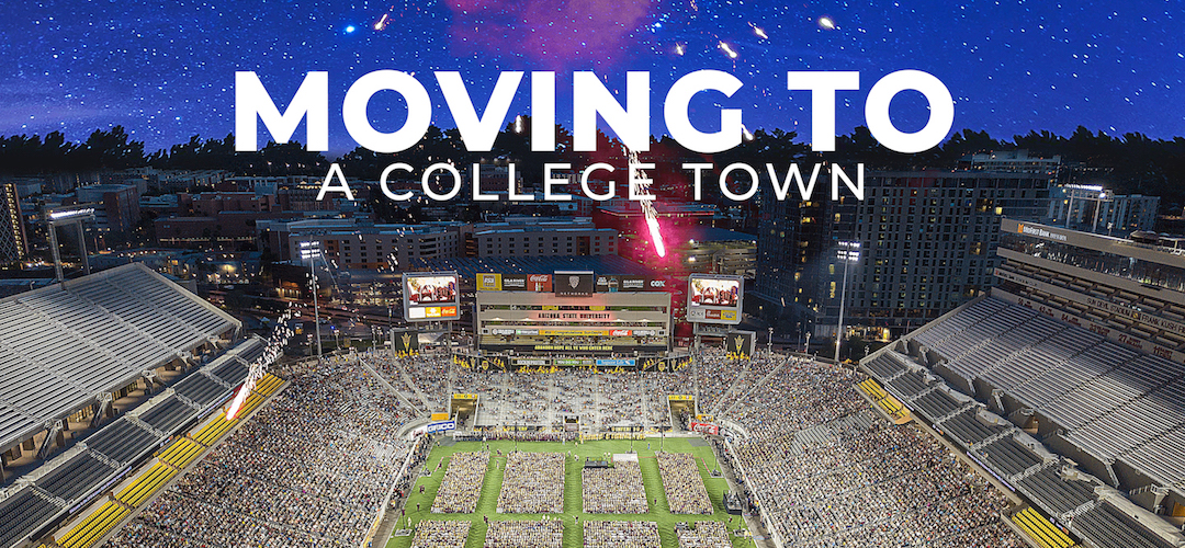 Moving to a College Town