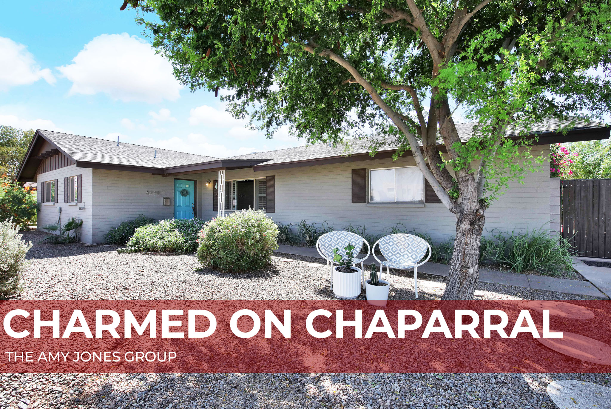 OPEN HOUSE - 8249 E Chaparral Rd - Scottsdale Country | Amy Jones Group