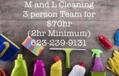 M & L Cleaning Services