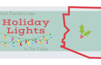 The Best Places To See Holiday Lights in The Valley