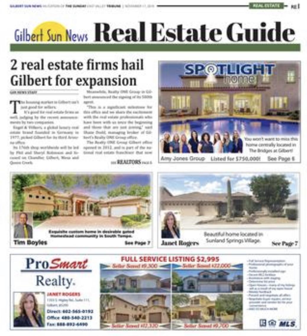 Expansion in Gilbert | Gilbert Sun News 11-17-2019