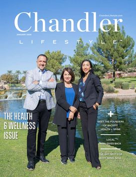 Chandler Lifestyle Magazine - January