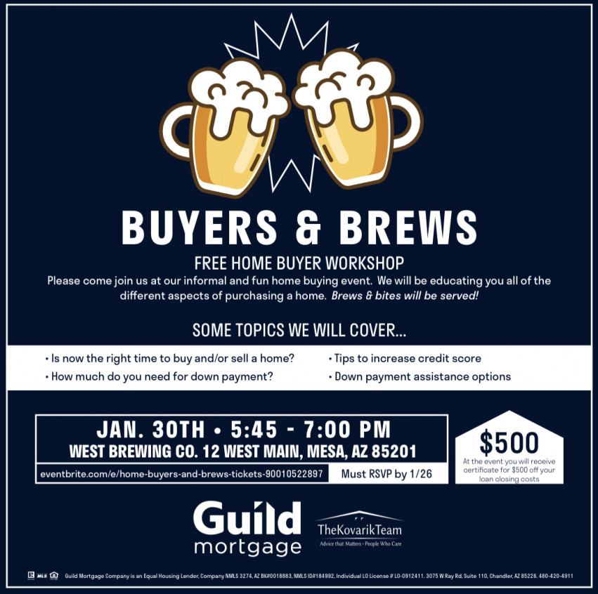 Buyers & Brews