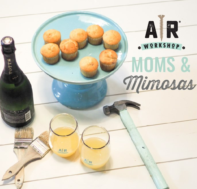 Art Workshop - Moms & Mimosas