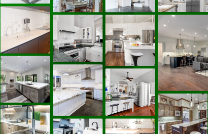 6 Homes With Beautiful Kitchens Under $1.1 Million