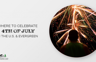 Where to Celebrate 4th of July in the U.S. and Evergreen