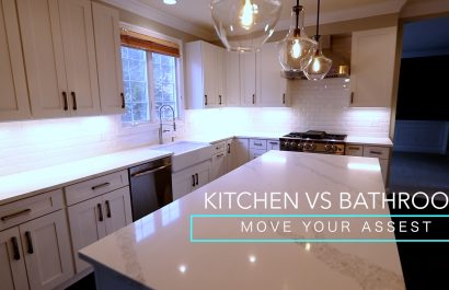 Kitchen vs. Bath: What to Upgrade When Selling