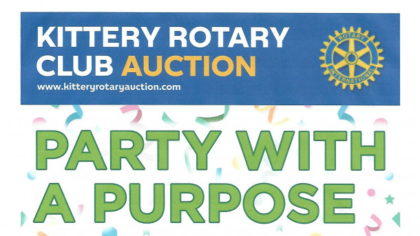Learn More About Kittery Rotary Club's Party with a Purpose