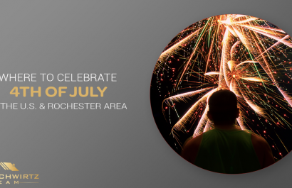 Top Firework Displays in the United States and Rochester Area