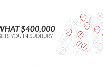 What Can $400,000 Get You In Sudbury?