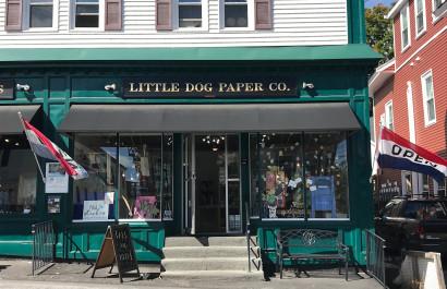 Business Spotlight: Little Dog Paper Co.