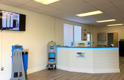 Business Spotlight: Capital Well Clean Water Center