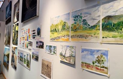 Field Fine Art: Business Spotlight