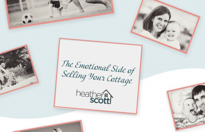 The Emotional Side of Selling Your Cottage