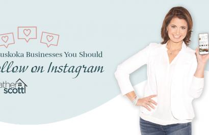 7 Muskoka Businesses You Should Follow On Instagram