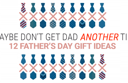 12 Thoughtful Father's Day Gifts That Aren't Ties