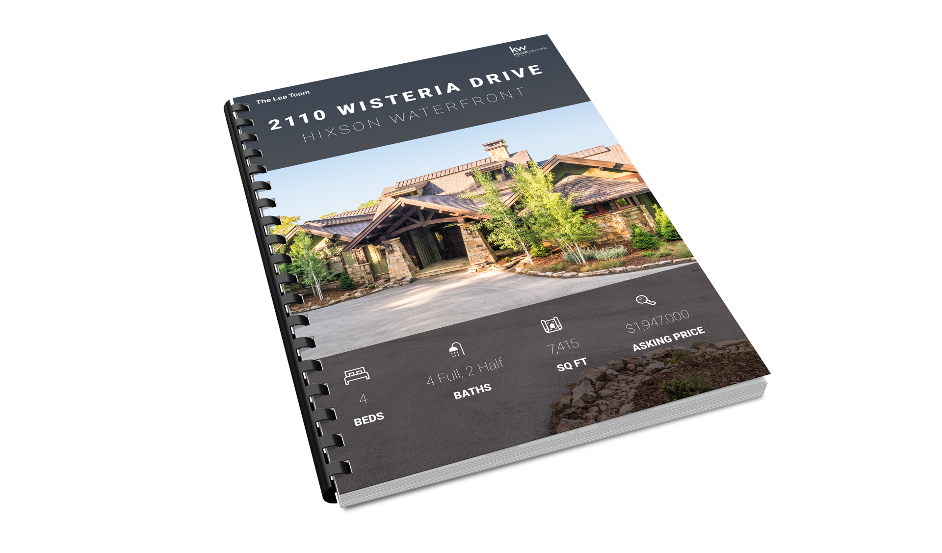 View Luxury Brochure Example