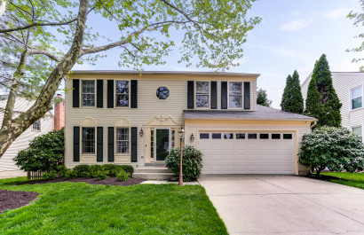 8705 Haycarriage Court   Ellicott City, MD   Home For Sale