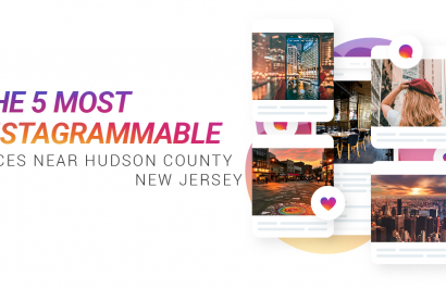 The 5 Most Instagram Worthy Places Near Hudson County