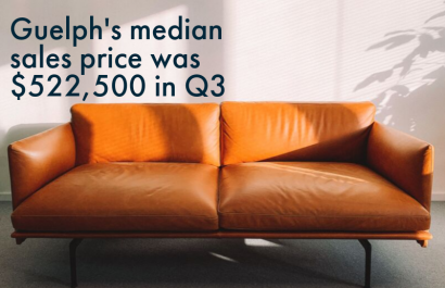 Digging Deep into Q3 2019  |  Issue 174 Guelph Weekly Sales Report