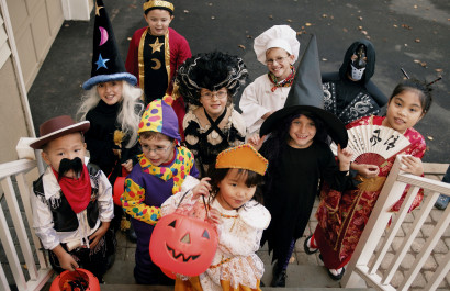 Halloween - Have Fun While Staying Safe