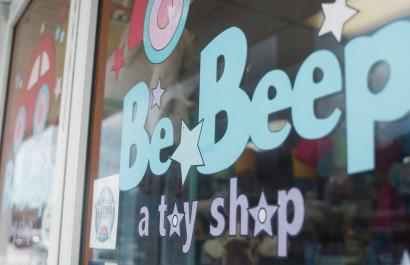 [Spotlight] Be Beep Toy Shop
