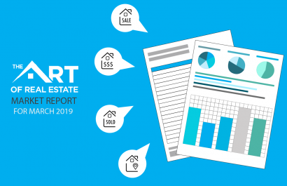 📈 Your Greenville Market Report for March 2019!