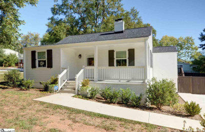[Featured Listing] Completely Renovated Home Close to Downtown Greenville