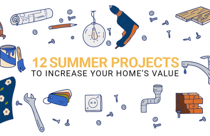 12 Summer Projects To Increase Your Home's Value