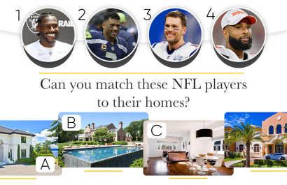 7 NFL Player Homes You Have to See to Believe