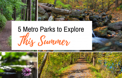 5 Metro Parks to Explore This Summer