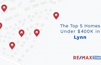 Top 5 Homes Under $400K In Lynn