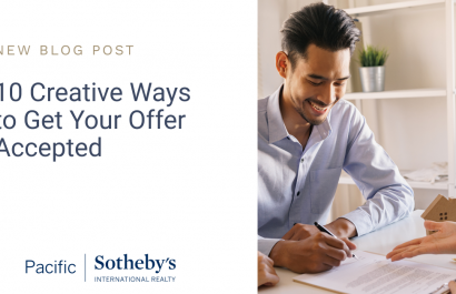 10 Creative Ways to Get Your Offer Accepted