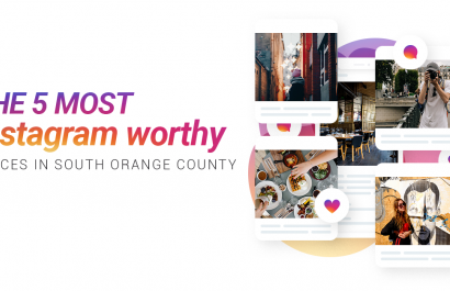 The 5 Most Instagram Worthy Places Near South Orange County