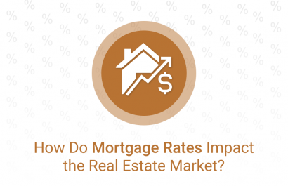 How Do Mortgage Rates Impact the Real Estate Market?